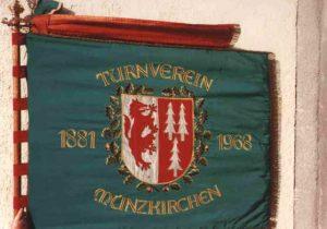 Vereinsfahne ÖTB Münzkirchen